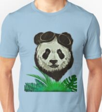 Panda Bear Wildlife Unisex T-Shirt
