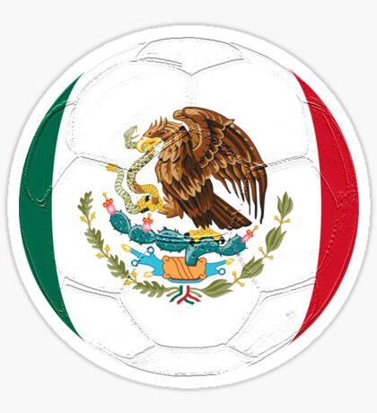 Mexico Sticker