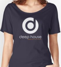 Deep House Music DJ Love the Beats Women's Relaxed Fit T-Shirt