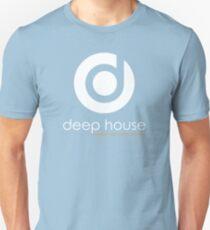 Deep House Music DJ Love the Beats Unisex T-Shirt