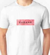 EUBANK [Red] (Clothes, Phone Cases More) T-Shirt