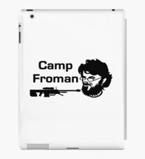 Camp Froman iPad Case/Skin