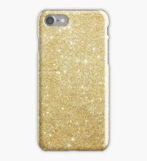 Golden Luxury Diamond iPhone Case/Skin