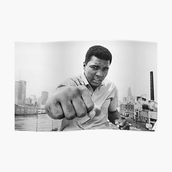 Mohamed Ali Champion Poster