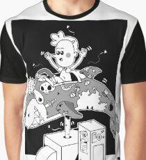 Killer Narval Machine Graphic T-Shirt