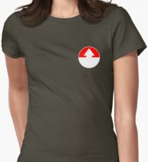 Souther Badge Womens Fitted T-Shirt