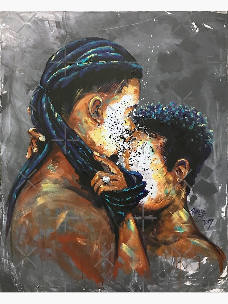 Naturally Black Love II by DaCre8iveOne