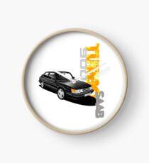 Saab 900 turbo T-shirt Graphic Clock