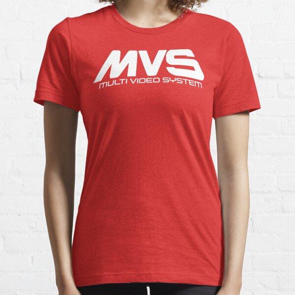 MVS (Logo) Essential T-Shirt