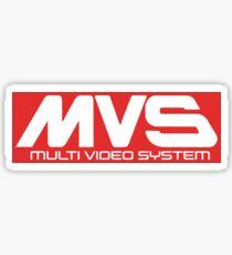 MVS (Logo) Sticker