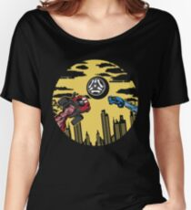 Rocket League Video Game Inspired Gifts Women's Relaxed Fit T-Shirt