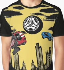 Rocket League Video Game Inspired Gifts Graphic T-Shirt