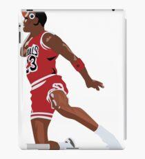 MJ Sticker iPad Case/Skin