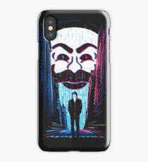 Mr Robot iPhone Case/Skin
