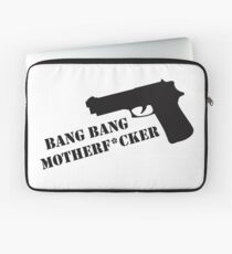 Bang Bang  Laptop Sleeve