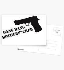 Bang Bang  Postcards