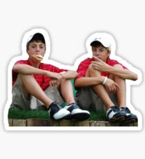 Justin Thomas Jordan Spieth BFFL Goals Sticker