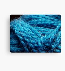 yarn Canvas Print