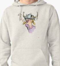 V is for Viking! Pullover Hoodie