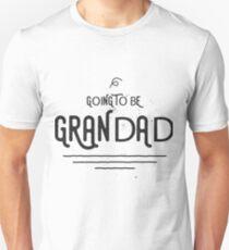 going to be grandad unisex t shirt