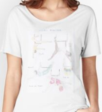 Static Trapeze Women's Relaxed Fit T-Shirt