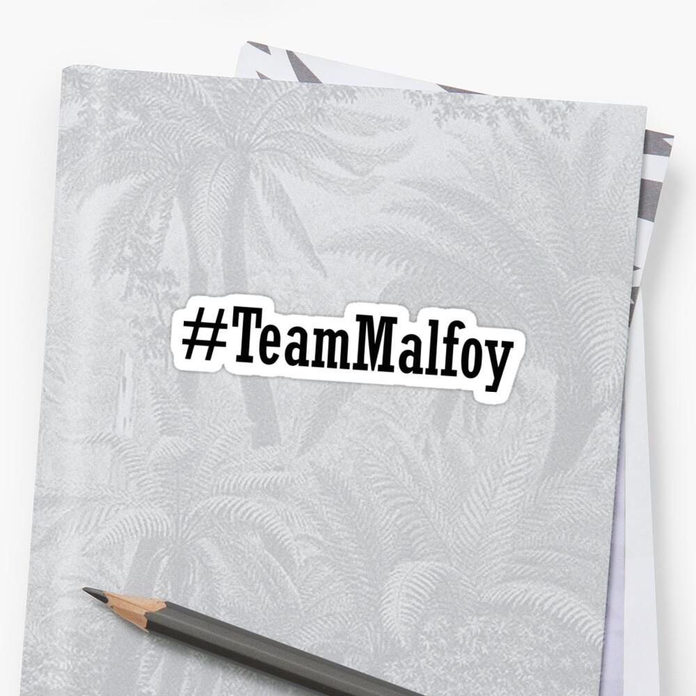 Team Malfoy by Mikeyj110