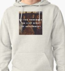 Autumnal Earth , Wind & Fire Pullover Hoodie