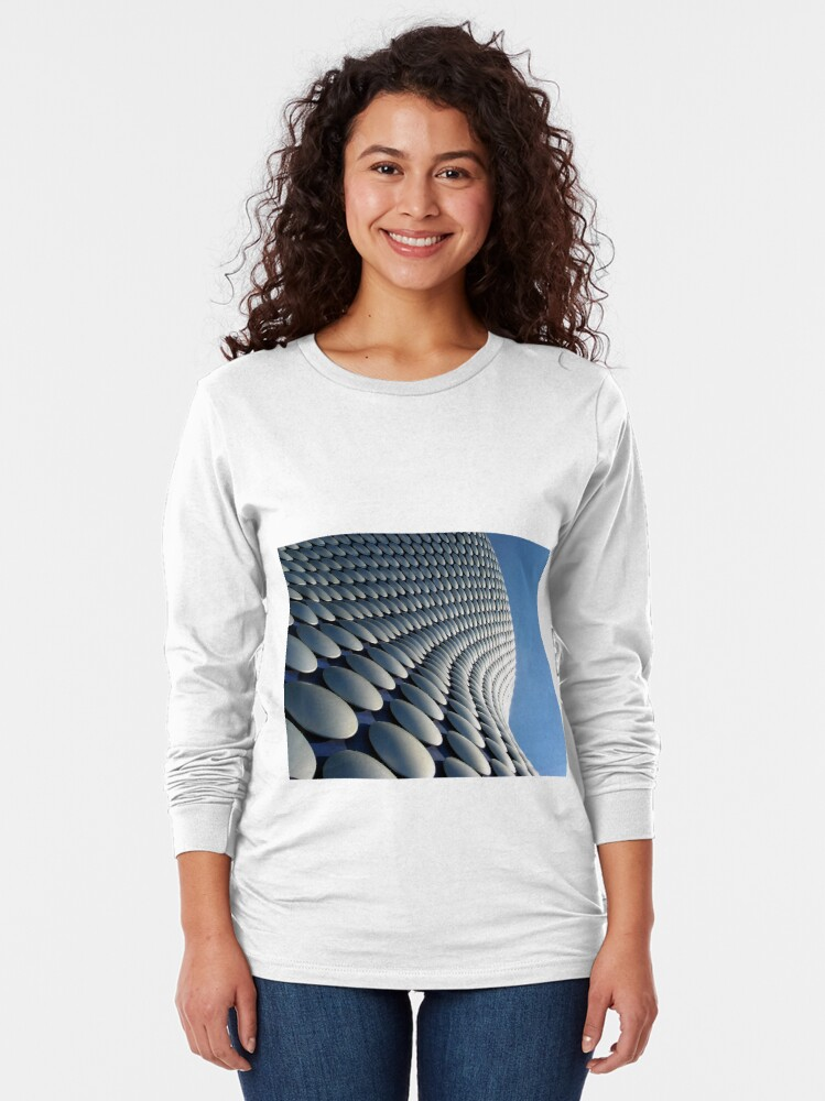 Alternate view of A new perspective. Long Sleeve T-Shirt