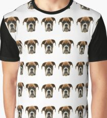Boxer Dog innit Graphic T-Shirt
