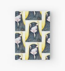 Lonely Girl Hardcover Journal