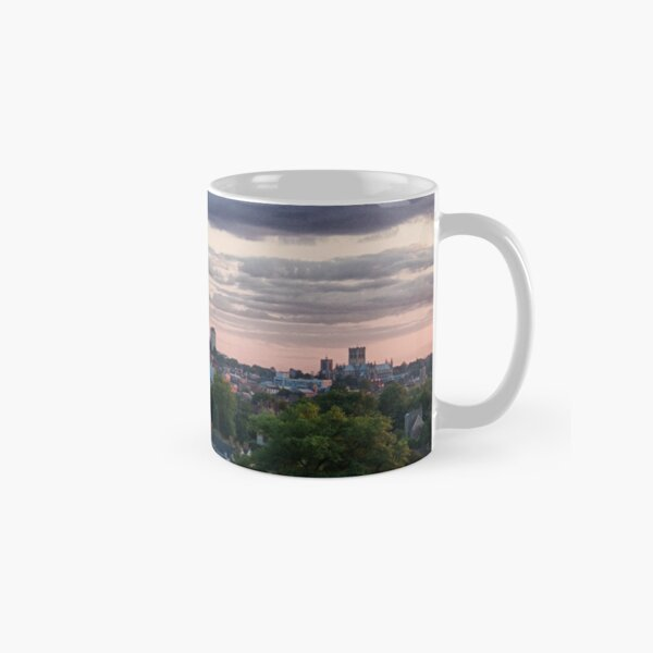 Norwich City Skyline Classic Mug