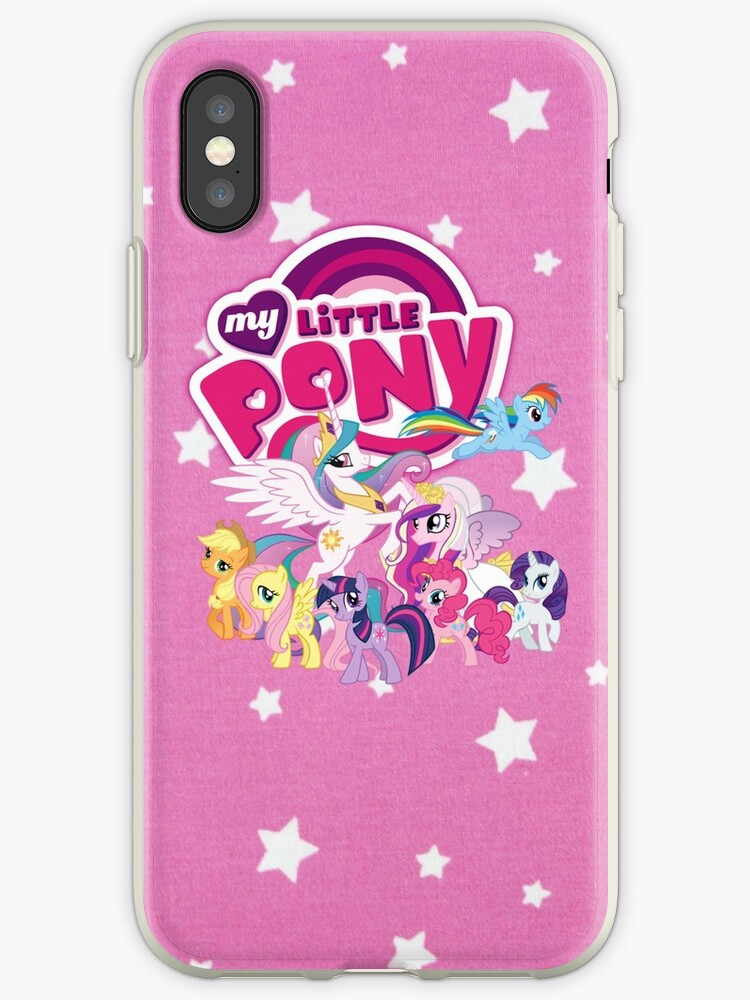 innovative design 94209 8a03c 'My little Pony' iPhone Case by byFRM
