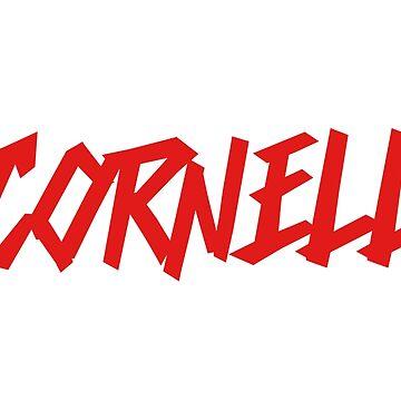 Cornell Artwork by katedylan