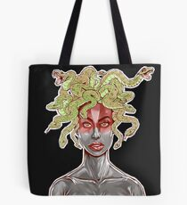 Gorgeous Gorgon Tote Bag