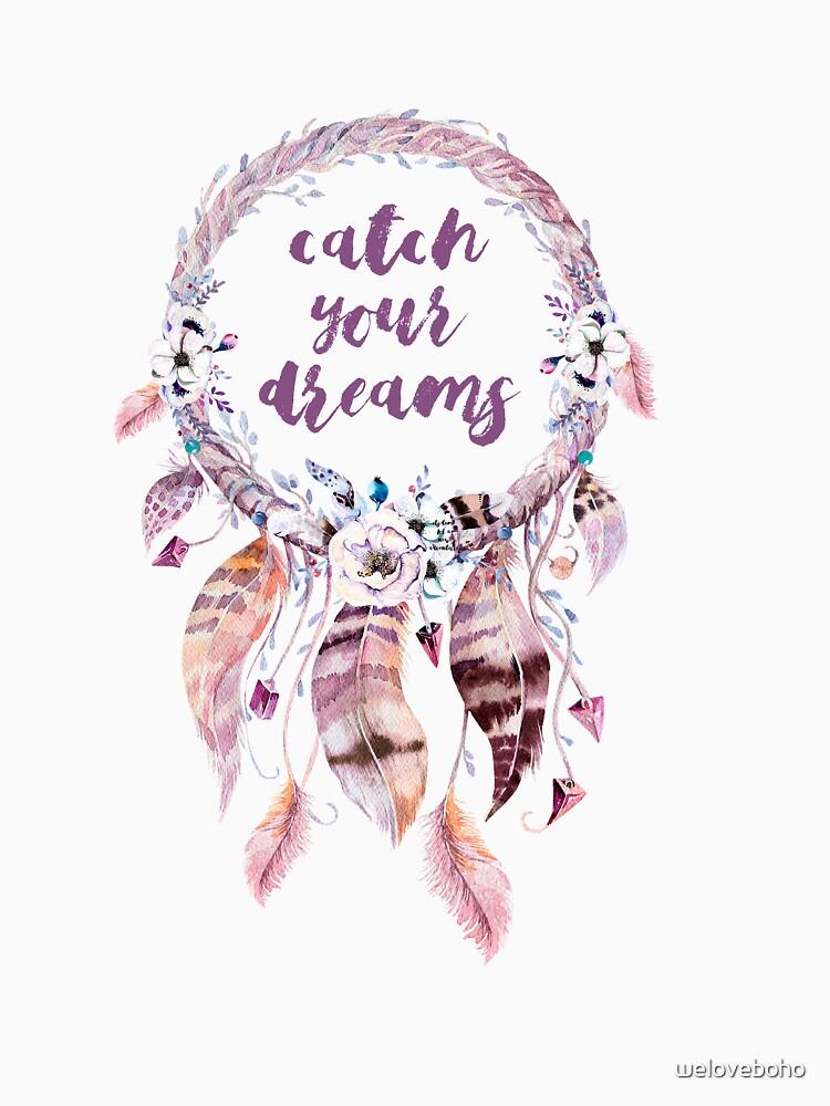 Dreamcatcher, catch your dreams de weloveboho