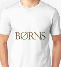 Borns Sunflowers Unisex T-Shirt