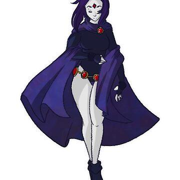 Raven by Clovie31