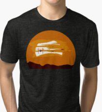 War is coming. Tri-blend T-Shirt