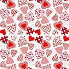 Hearts by rlnielsen4