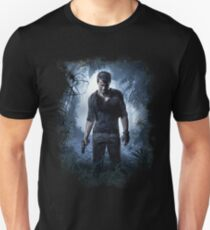 UNCHARTED 4 [Cover] Unisex T-Shirt