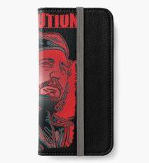 Fidel Castro revolt  iPhone Wallet/Case/Skin