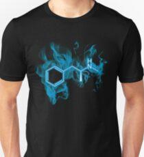 Blue Meth - C10H15N Unisex T-Shirt