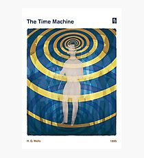 The Time Machine - H. G. Wells Photographic Print