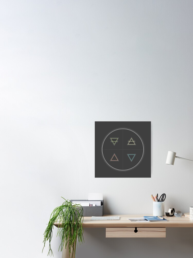 Alternate view of Elements Poster