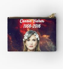 Carrie Fisher Studio Pouch