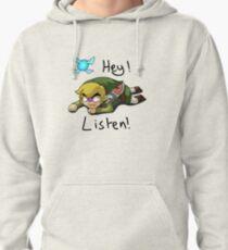 Link & Navi - The Legend Of Zelda Pullover Hoodie