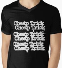 Cheap Trick Men's V-Neck T-Shirt