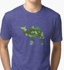 camelflage Tri-blend T-Shirt