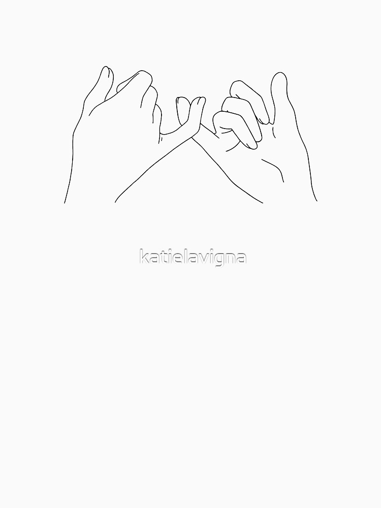 pinky promise by katielavigna