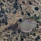 Arizona Desert Pond by Kasia-D